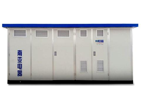 YB-12/0.4(F.R)/T-630箱式变电站